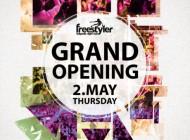 FREESTYLER otvara sezonu najbolje ljetne zabave u regionu!