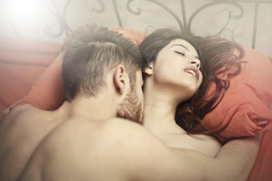 Spor romantični seks video